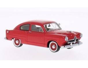 Neo Scale Models NEO45965 KAISER HENRY 1952 RED 1:43 Modellino