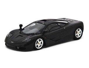 True Scale Miniatures TSM144330 MC LAREN F1 XP-1 FIRST PROTOTYPE MC LAREN F1 1992 BLACK 1:43 Modellino