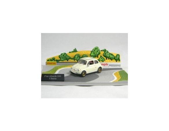 500 008 FIAT 500 ABARTH 595 I SERIE 1/43 Modellino