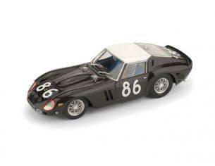 Brumm BM0535 FERRARI 250 GTO N.86 4th T.FLORIO 1962 SCARLATTI-FERRARO 1:43 Modellino