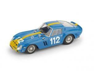 Brumm BM0536 FERRARI 250 GTO N.112 9th T.FLORIO 1964 NORINDER-TROBERG 1:43 Modellino