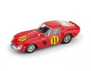 Brumm BM0537 FERRARI 250 GTO N.11 WINNER TOURIST TROPHY 1963 G.HILL 1:43 Modellino