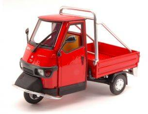 New Ray NY68035R APE PIAGGIO CROSS 50 RED 1:18 Modellino