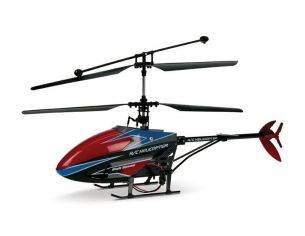 CX Model 013 HELICOPTER WITH GYRO 4 CHANNEL Modellino