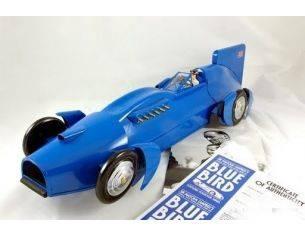 Die Blechfabrik 21733 BLUE BIRD 1933 WORLD RECORD CAR BBC Modellino