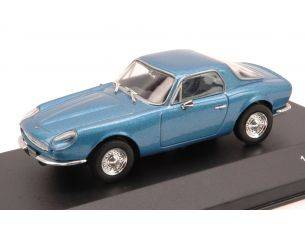 White Box WB095 DKW GT MALZONI 1964 METALLIC BLUE 1:43 Modellino