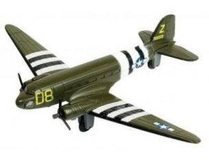 Doyusha C4-1 C-47 SKYTRAIN US AIR FORCE KIT 1/100 Modellino