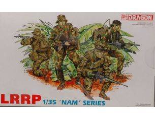 Dragon D3303 LRRP KIT 1:35 Modellino