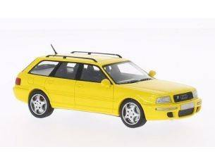 Neo Scale Models NEO43364 AUDI RS2 AVANT 1994 YELLOW 1:43 Modellino