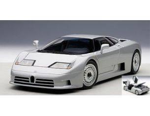 Auto Art / Gateway AA70979 BUGATTI EB110 GT 1995 SILVER 1:18 Modellino