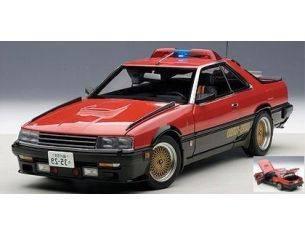 Auto Art / Gateway AA77424 NISSAN SKYLINE (DR30) SEIBU-KEISATSU MACHINE RS-1 1:18 Modellino