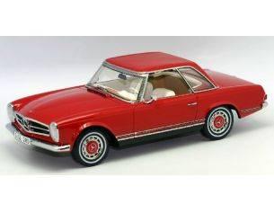 Premium Classixx PREM40001 MERCEDES 280 SL PAGODA (W113) HARDTOP 1968 RED 1:12 Modellino