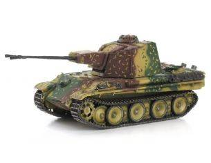 Dragon D60643 FLAKPANZER 5,5 cm ZWILLING WESTERN FRONT 1945 1:72 Modellino