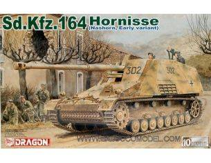 Dragon D6165 SD KFZ 164 HORNISSE KIT 1:35 Modellino