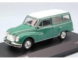 White Box WB103 DKW VEMAG VEMAGUET 1964 GREEN/WHITE 1:43 Modellino