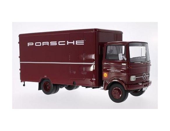 Premium Classixx PREM30040 MERCEDES LP 608 CASE TRUCK PORSCHE 1:18 Modellino