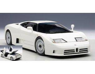 Auto Art / Gateway AA70978 BUGATTI EB110 GT 1995 WHITE 1:18 Modellino