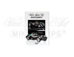 Minichamps PMCAT2015RES CATALOGO MINICHAMPS 2015 RESINA PAG.23 Modellino