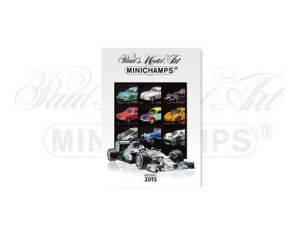 Minichamps PMCAT2015 CATALOGO MINICHAMPS 2015 PAG.132 Modellino