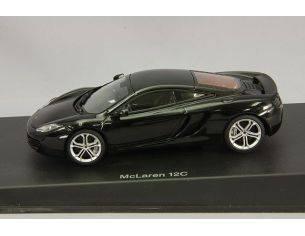 Auto Art / Gateway AA56005 MC LAREN MP4-12C 2011 BLACK 1:43 Modellino
