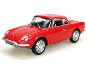 Universal Hobbies UH5065 ALPINE A 108 COUPE' 1961 RED  1:43 Modellino