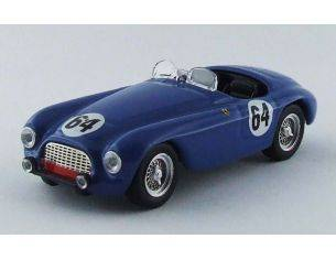 Art Model AM0080-2 FERRARI 166 MM BARCHETTA N.64 RETIRED LM 1951 R.BOUCHARD-L.FARNAUD 1:43 Modellino