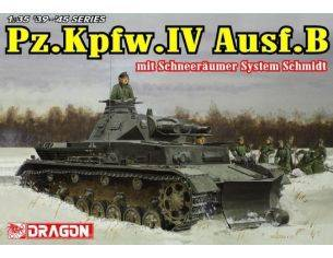 Dragon D6764 PZ.IV AUSF.B KIT 1:35 Modellino
