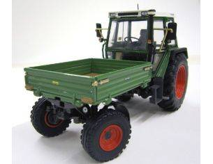 Welly WEIS1008 FENDT 360 GT C/CARRO ANTERIORE 1984-1996 1:32 Modellino