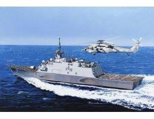 Dragon D7129 CH USS FREEDOM LCS-3 KIT 1:700 Modellino