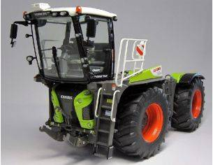 Welly WEIS1030 CLAAS XERION 4000 SADDLE TRAC 2014 1:32 Modellino