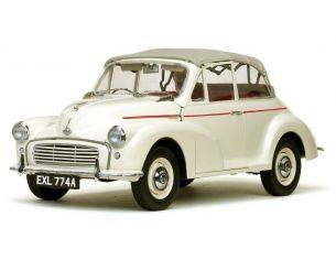 SunStar SS4774 MORRIS MINOR 1000 TOURER 1965 OLD ENGLISH WHITE 1:12 Modellino
