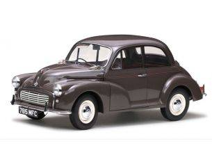 SunStar SS4784 MORRIS MINOR 1000 TOURER 1963 ROSE TAUPE 1:12 Modellino