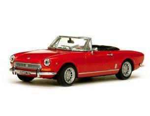 Vitesse VE24605 FIAT 124 SPIDER BS 1970 RED 1:43 Modellino