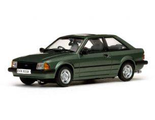 Vitesse VE24833 FORD ESCORT MKIII GL 1981 FOREST GREEN 1:43 Modellino