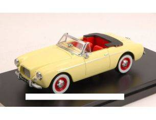 PremiumX PRD372 VOLVO P1900 SPORT CONVERTIBLE 1955 LIGHT YELLOW 1:43 Modellino