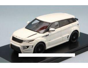 Protar PR0273 RANGE ROVER EVOQUE ONYX ROGUE EDITION 2012 WHITE 1:43 Modellino