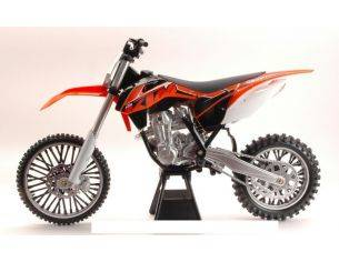 New Ray NY49453 KTM DIRT BIKE 450 SX-F 2014 1:6 Modellino