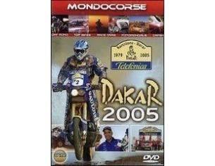DVD CineHollywood 6165 DAKAR 2005 BARCELONA/DAKAR 1979-2005 Modellino