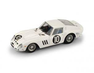 Brumm BM0538 FERRARI 250 GTO N.10 2nd TOURIST TROPHY 1962 G.HILL 1:43 Modellino