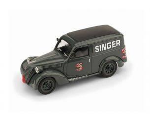 Brumm BM0541 FIAT 1100 FURGONE 1950 SINGER 1:43 Modellino