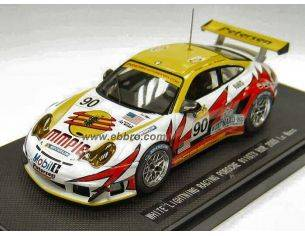 Ebbro EB43777 PORSCHE 911 GT 3 RSR N.90 LM'05 1/43 Modellino