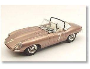 Best Model 9459 JAGUAR E SPIDER DEL MAR USA '61 1/43 Modellino