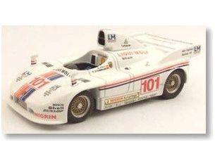 Best Model 9467 PORSCHE 908/4 NURBURGRING 1979 1/43 Modellino