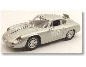 Best Model 9468 PORSCHE ABARTH HOCKENHEIM 1961 1/43 Modellino