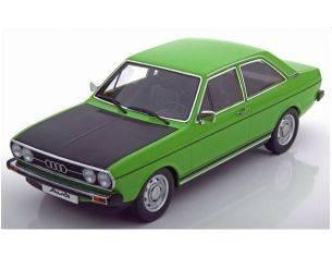 KK Scale KK180032 AUDI 80 GTE 1984GREEN/BLACK 1:18 Modellino