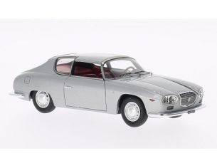 Neo Scale Models NEO45168 LANCIA FLAVIA SPORT ZAGATO 1966 SILVER 1:43 Modellino