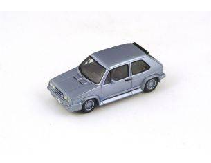 Spark Model S3212 VW GOLF MK1 KAMEI X1 BODY KIT LIGHT BLUE METALLIC 1:43 Modellino