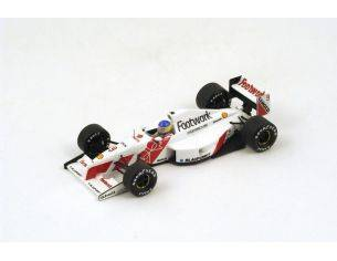 Spark Model S3980 FOOTWORK FA12 M.ALBORETO 1991 N.9 RETIRED MONACO GP 1:43 Modellino