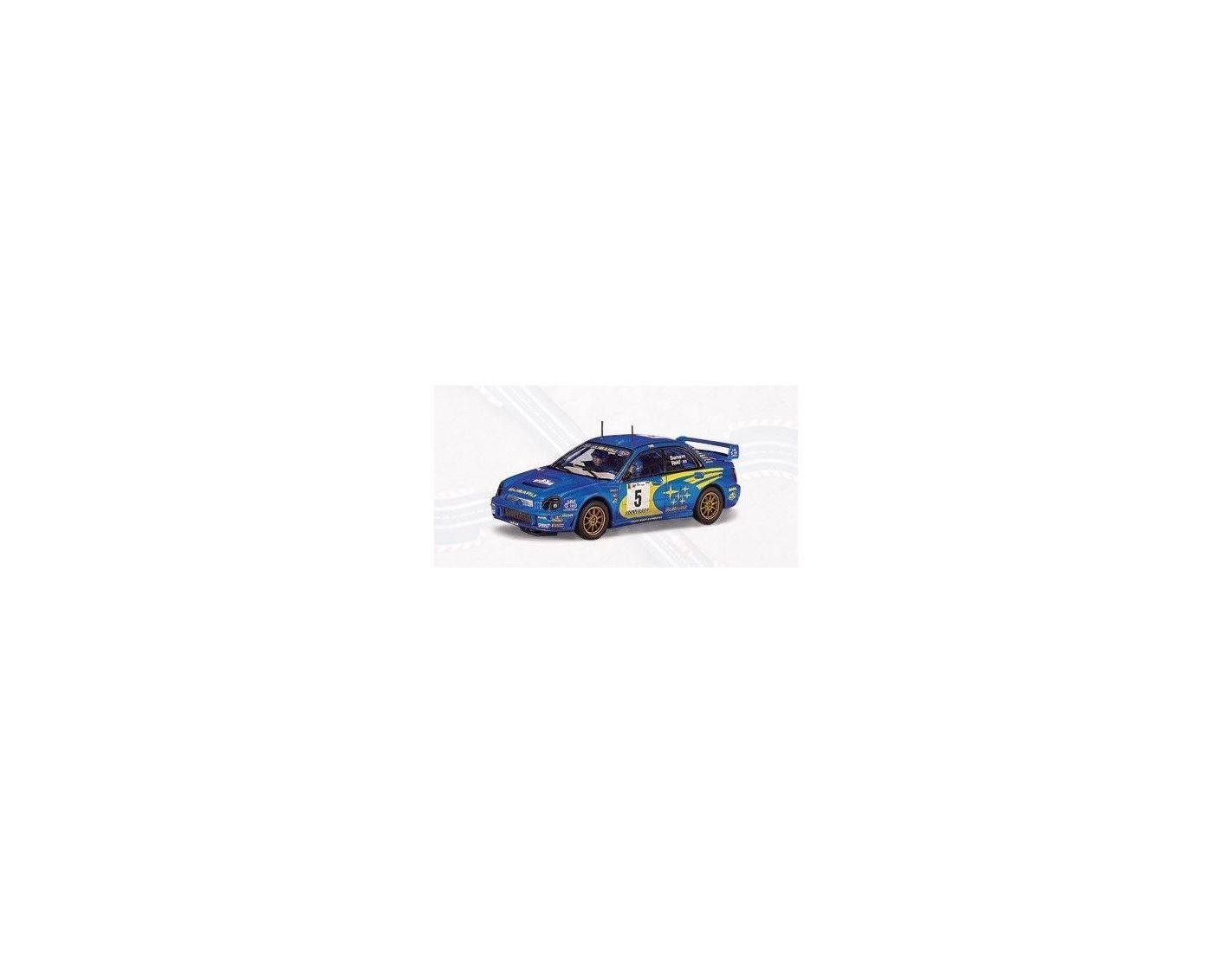 Auto Art / Gateway 13001 SUBARU IMPREZA WRC'01 n.5 BURNS 1/32 Modellino