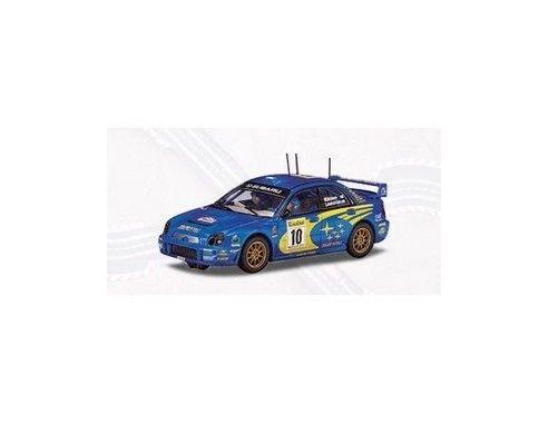 Auto Art / Gateway 13002 SUBARU IMPREZA WRC'02 n.10 MAKIN 1/32 Modellino